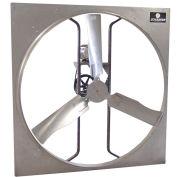 """Fan de Schaefer 54"""" panneau en acier galvanisé 543GP1 - 1 HP, 34370 pi3/min, 115/208-230V"""