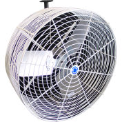 "Versa-Kool 24"" Circulation Fan VK24 w/Guard, Cord & Mount 1/2 HP, 7860 CFM, 115/230V"