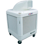 WayCool Portable Evaporative Cooler WC-1HPMFAOSC, 1HP w/MF & ASO Oscillating, 115V, 3020 CFM