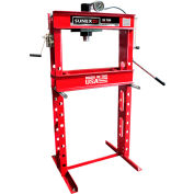 Sunex Tools 5730 - 30 Ton Manual Hydraulic Bench Top Shop Press - Fully Welded - Made in USA