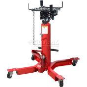 SUNEX Tools 7793B 1/2 tonne lb Jack de transmission télescopique, selle universelle, pied activé