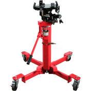 SUNEX Tools 7796 1/2 ton air & hydraulique TRANS Jack télescopique, selle universelle, pied activé
