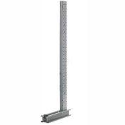 "Cantilever Rack Single Sided Upright (série 3000-5000), 40""D x 14'H - XU1440"