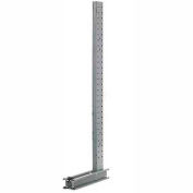 """Cantilever Rack Single Sided Upright (1000 Series), 78""""D x 12'H - MDU1278"""
