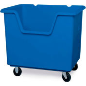 "Techstar Easy-Access Starcart - 31""W x 46""D x 39""H - Blue"