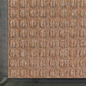 "WaterHog® Classic Entrance Mat Waffle Pattern 3/8"" Thick 2 x 3' Medium Brown"