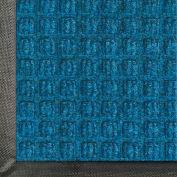 "WaterHog® Classic Entrance Mat Waffle Pattern 3/8"" Thick 4 x 8' Blue"