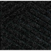 "WaterHog® Classic Diamond Mat 3/8"" Thick 4' x 12' Charcoal"