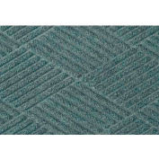 WaterHog™ Classic Diamond Mat, Bluestone 4' x 6'