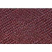 Waterhog Classic Diamond Mat - Bordeaux 4' x 12'