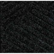 "WaterHog® Diamond Mat Fashion Border 3/8"" Thick 4' x 12' Charcoal"