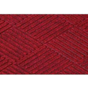 WaterHog™ Fashion Diamond Mat, Red/Black 4' x 6'