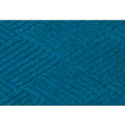 WaterHog™ Fashion Diamond Mat, Med Blue 4' x 6'