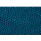 WaterHog™ Fashion Diamond Mat, Navy 4' x 6'