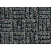 WaterHog™ Masterpiece Select Entrance Mat, 4' x 12', Pewter