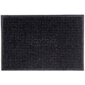 WaterHog™ Fashion Entrance Mat, Charcoal 4' x 20'