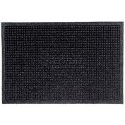WaterHog™ Fashion Entrance Mat, Charcoal 6' x 16'