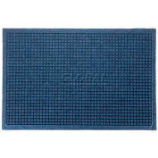 WaterHog™ Fashion Entrance Mat, Med Blue 6' x 16'