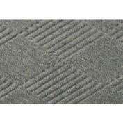 WaterHog™ Fashion Entrance Mat, Med Gray 2' x 3'