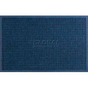 Waterhog Fashion Mat - Navy 4' x 12'