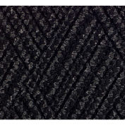 "WaterHog Diamondcord 3/8"" Thick Entrance Mat, Charcoal Cord 4' x 12'2"""