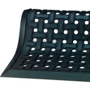 "Comfort Flow™ HD Modular Anti-Fatigue Mat, 5/8"" Thick, 3'x5', Black"