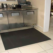 """Complete Comfort™ Anti-Fatigue Mat w/o Holes, 5/8"""" Thick, 4' x 8', Black"""