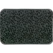 """M+A Matting Salon Décor Anti Fatigue Mat 22"""" x 32"""" Shampoo Mat Botanical"""