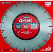 "14"" Quasar Speed-Kut 100 ""Copper"" Segmented Diamond Blade"