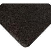 Wearwell Enviro Mat Black, 3/8in x 2ft x 105ft Full Roll