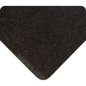 Wearwell Enviro Mat Black, 3/8in x 3ft x 105ft Full Roll