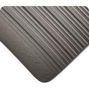 Wearwell Deluxe Tuf Sponge Gray, 5/8in x 2ft x 3ft