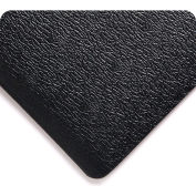 Wearwell Deluxe Soft Step Black, 5/8in x 2ft x 3ft
