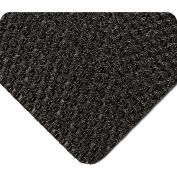 Wearwell Abrasive Coated Kushion Walk Unslotted Black, 3/8in x 2ft x 60ft Full Roll