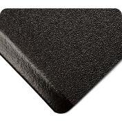 Wearwell SubStance Pebble Black, 1/2in x 2ft x 3ft