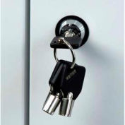 Harloff Replacement Lock Kit For 2700 Series Narcotics Cabinets - 40399RPL