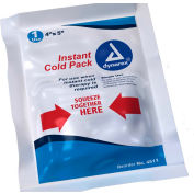 """First Voice™ Instant Cold Compress, 4"""" x 5"""""""