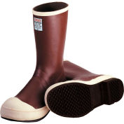 Tingley® bottes de Snugleg de MB924B en néoprène embout d'acier, brique rouge/brun, taille 6