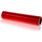 "Triton TSV1260-RED 12"" x  60""  Shadow Board Red Vinyl Self-Adhesive Tape Roll (1 pc)"