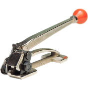 "Teknika S-296 Economy Heavy Duty Feedwheel Tensioner For 3/8"" - 3/4"" Steel Strapping"