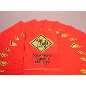 DOT HAZMAT In-Depth Security Booklets