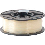 Toner Plastics Premium 3D Printer Filament, PLA, 1 kg, 1.75 mm, Natural