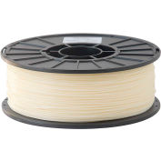 Toner Plastics Premium 3D Printer Filament, ABS, 1 kg, 1.75 mm, Natural