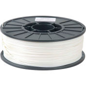 Toner Plastics Premium 3D Printer Filament, ABS, 1 kg, 1.75 mm, White