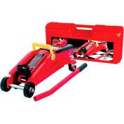 Torin Jacks Hydraulic Trolley Jack W/ Blow Case, 2 Ton - T82012