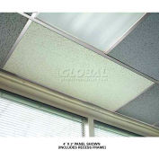 "TPI plafond Radiant Panel RCP122 22-1/2"" L x 22-1/2"" W 250W 120/240V"