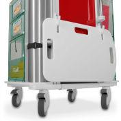 "TrippNT™ 52952 Element Healthcare Cart Cardiac Board Module 23""W x 2""D x 16""H"