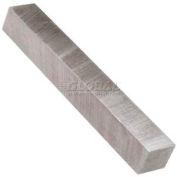 "Import HSS Square Ground Tool Bit 1/2"" x 8"" OAL"