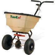 TurfEx 100 lb Capacity Push Spreader - TS45