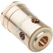 T & S laiton 000788-20 Insert amovible pour cartouche Eterna - chaud, droite